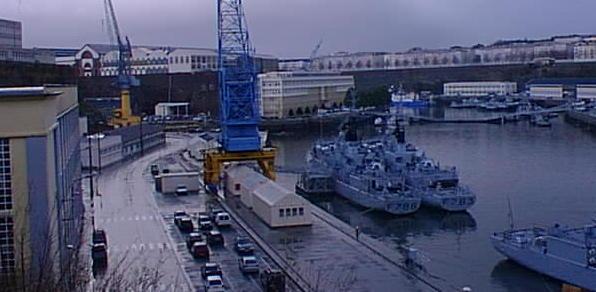 Les ports - Surplus militaire brest port de commerce ...